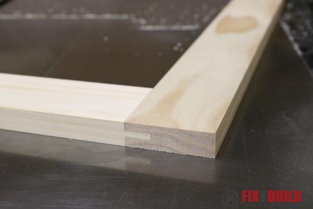 DIY Sideboard Cabinet-26