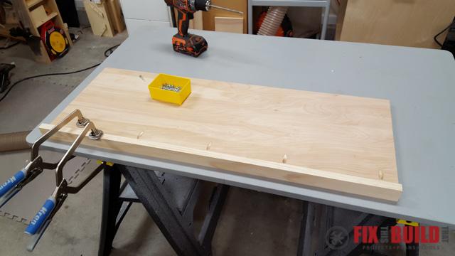 DIY Sideboard Cabinet-27