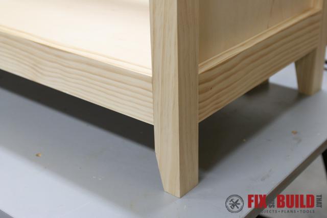 DIY Sideboard Cabinet-28