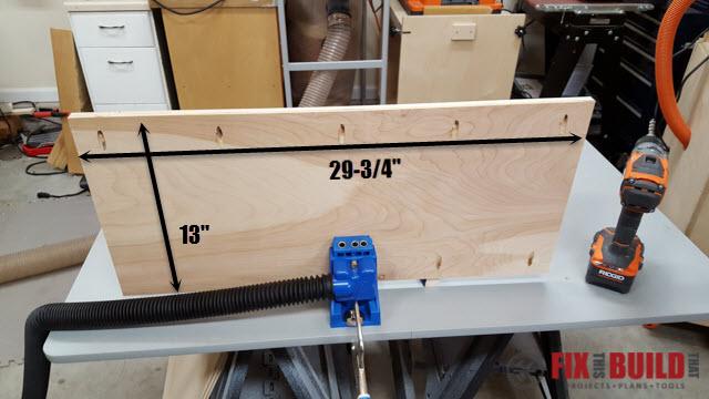 DIY Sideboard Cabinet-2t