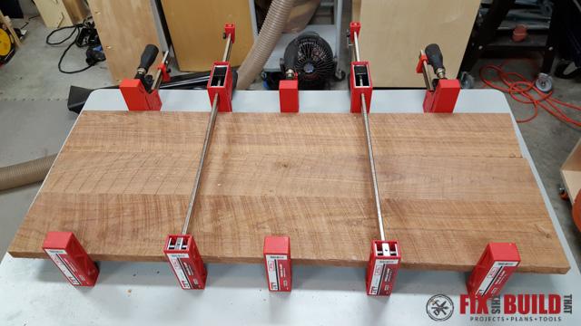 DIY Sideboard Cabinet-3