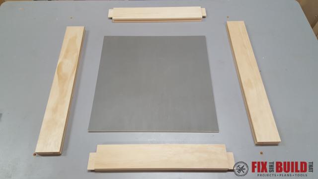 DIY Sideboard Cabinet-30