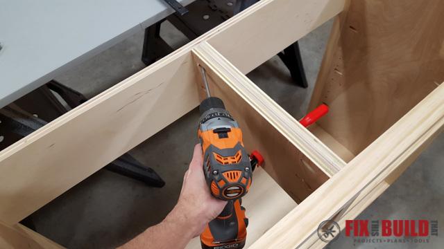 DIY Sideboard Cabinet-32