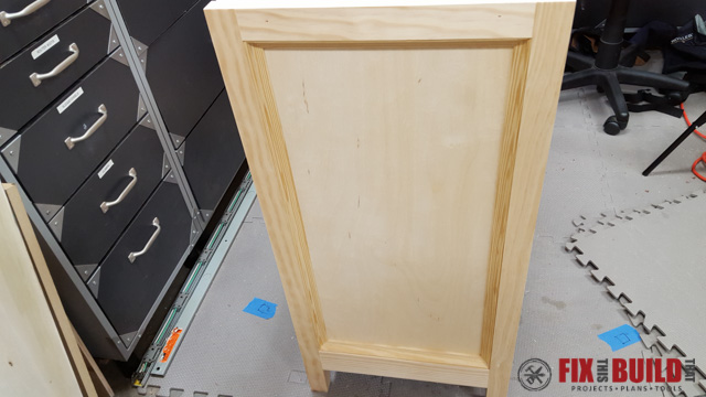 DIY Sideboard Cabinet-39