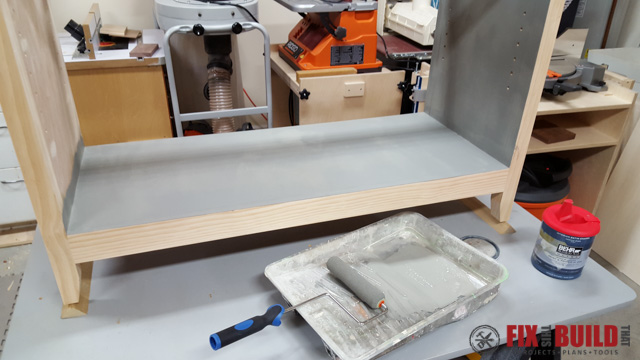 DIY Sideboard Cabinet-43