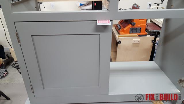 DIY Sideboard Cabinet-46