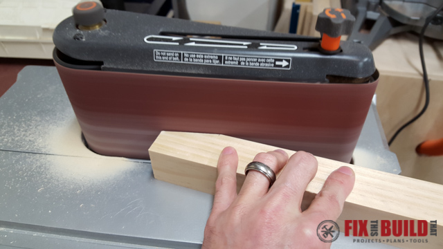 DIY Sideboard Cabinet-5
