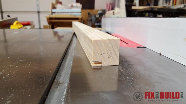 DIY Sideboard Cabinet-8