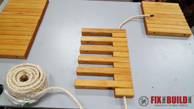 DIY Wooden Doormat-11