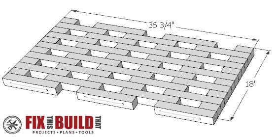 DIY Wooden Doormat Plan-a