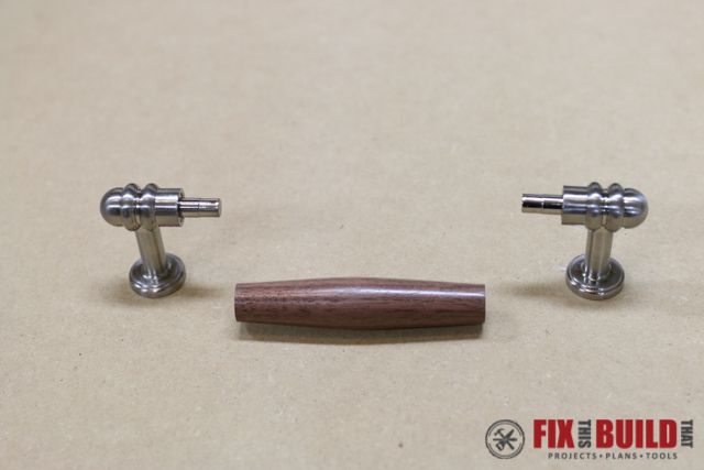 Rockler Custom Cabinet Pull Kit-32