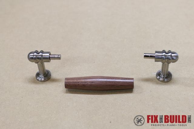Rockler Custom Cabinet Pull Kit-32