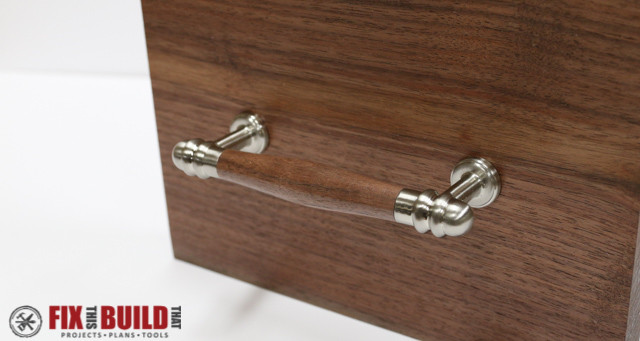 Rockler Custom Cabinet Pull Kit