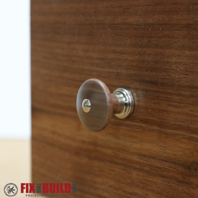 Turn Custom Wooden Knobs Modern