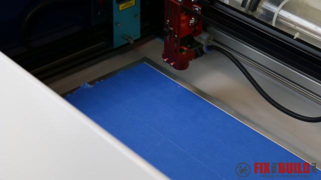 Custom Laser Wood Coaster Set-28