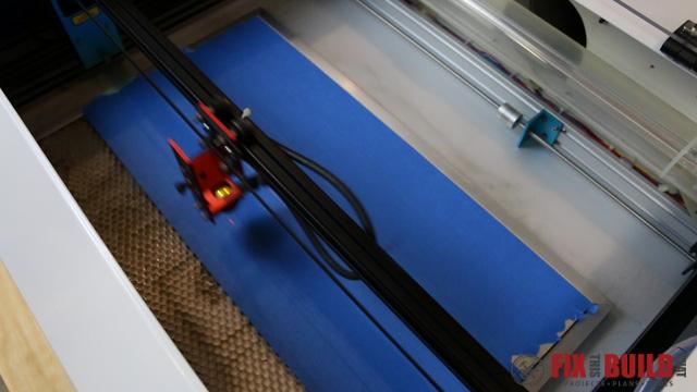 Custom Laser Wood Coaster Set-29