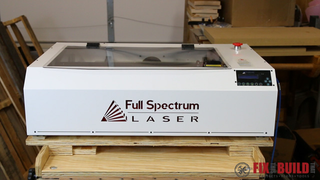 Custom Laser Wood Coaster Set-40