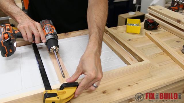 DIY Patio Cooler Grill Cart-38