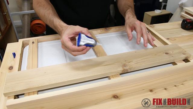 DIY Patio Cooler Grill Cart-64