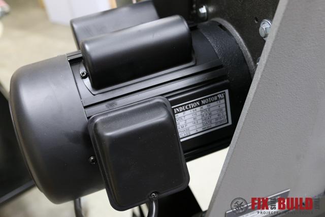 Performax 19-38 motor capacity