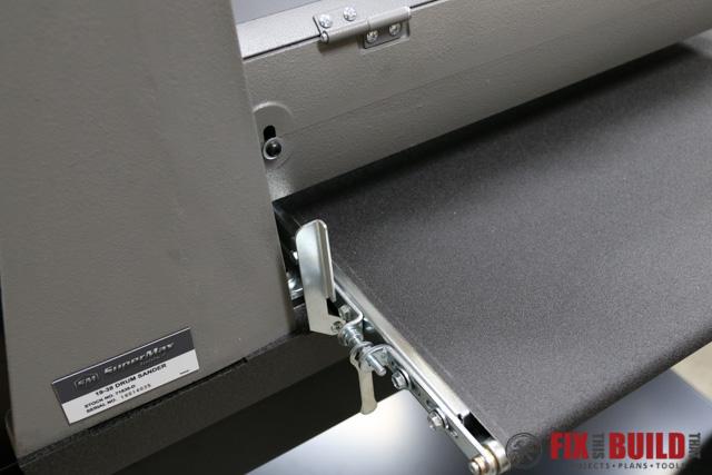 SuperMax 19-38 adjustment lever