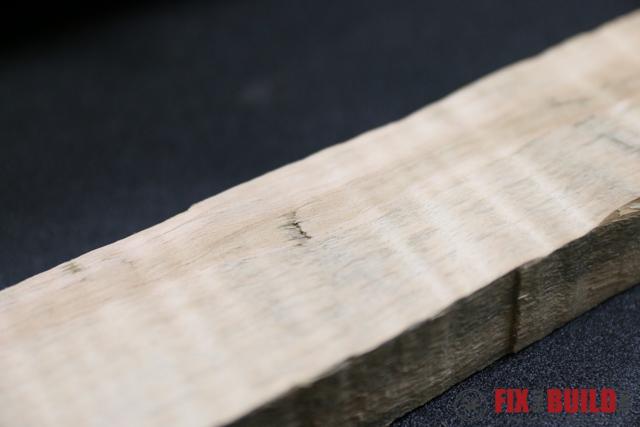 Using a Drum Sander on figured wood