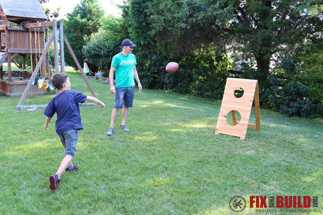 DIY Football Toss Game-103