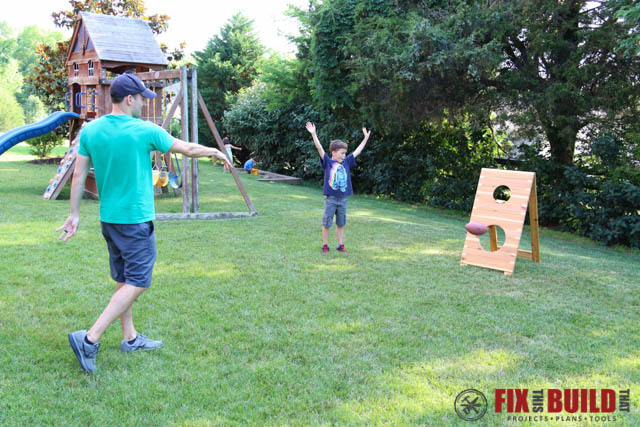 DIY Football Toss Game-104