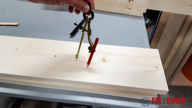 DIY Kids Outdoor Acrylic Easel-4