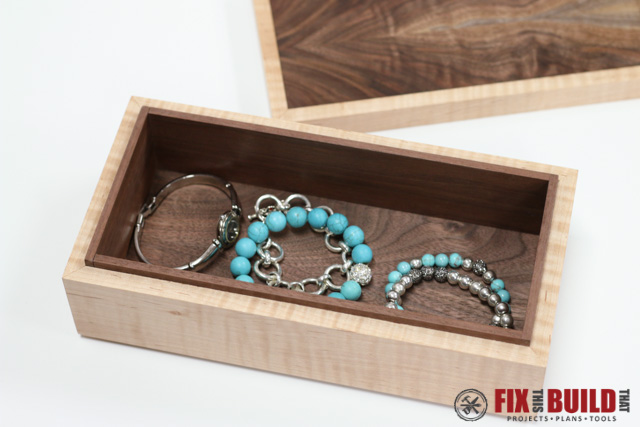 How to Make a Simple Wooden Jewelry Box FixThisBuildThat
