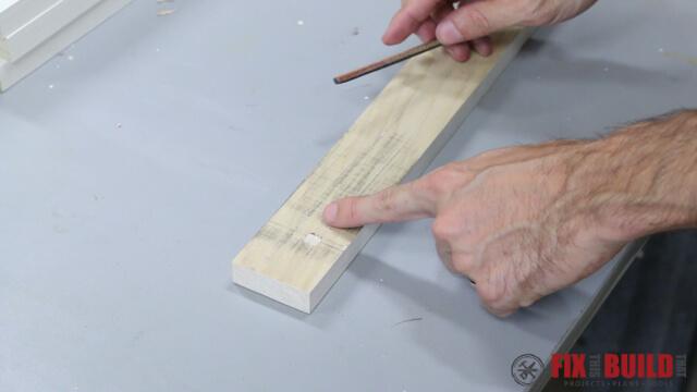planer snipe on a board