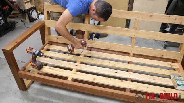 How To Build A Pallet Deck