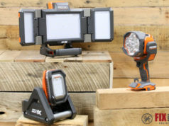 RIDGID LED Light Giveaway