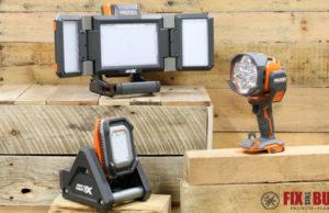 RIDGID LED Light Giveaway