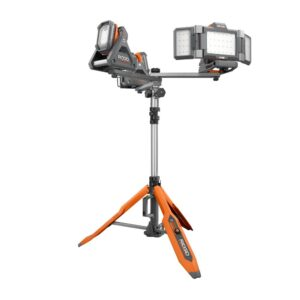 RIDGID Tripod LIght Stand