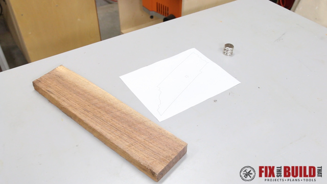 parts for magnetic key holder