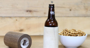 How to Make a Wooden Beer Koozie with Bottle Opener