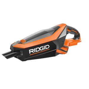 RIDGID 18v vacuum