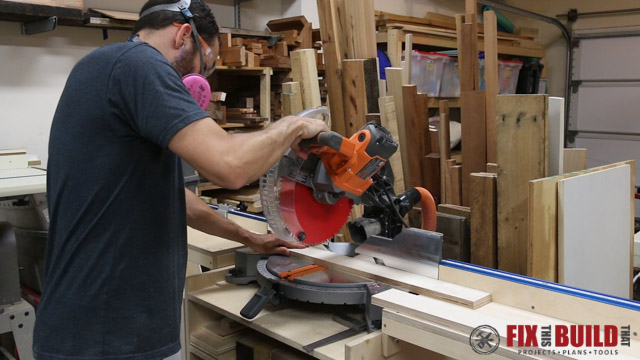 Wood Lathe Stand with Storage | FixThisBuildThat