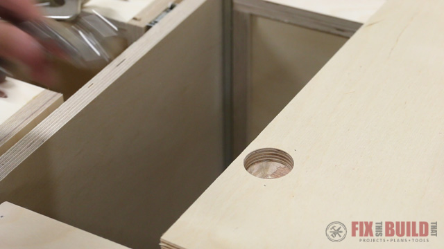 how to mount concealed hinges