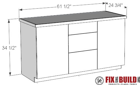 Click Here For Plans How To Build A Base Cabinet Plans