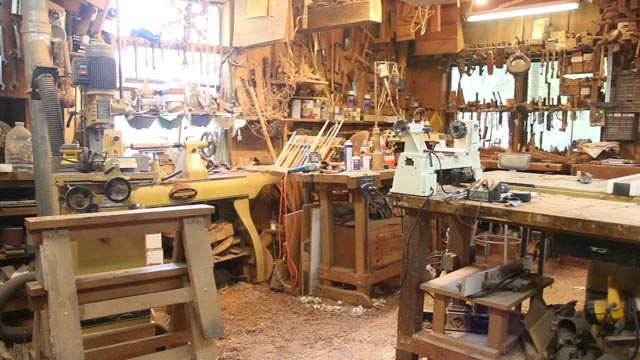 Journey Of A Woodworking Master Craftsman Alf Sharp Documentary