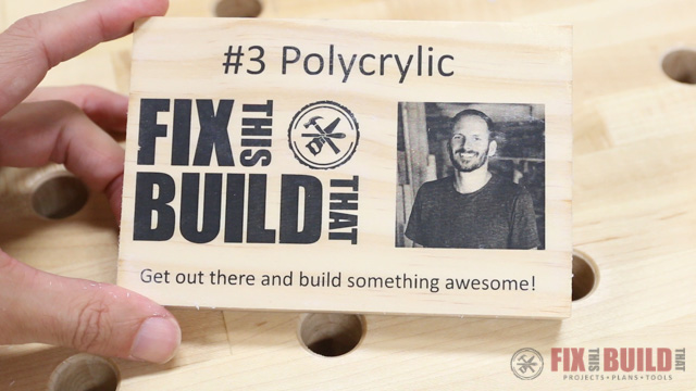 5 Ways to Print on Wood | FixThisBuildThat