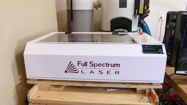 full spectrum hobby laser