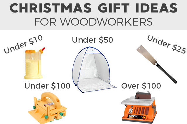 Woodworking Gift Ideas for Christmas