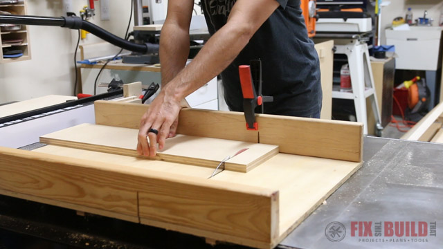 Making drawers for a storage bed