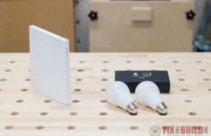Smart Home Lighting and Bathroom Upgrades