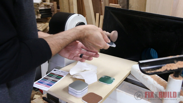 micro mesh sanding pads for woodturning
