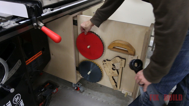 DIY Table Saw Cabinet Plans