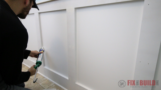 How To Install Wainscoting Diy Board And Batten